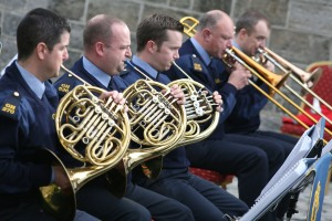 Members of the Garda Band